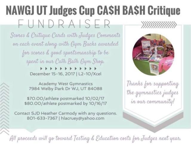 Judges cup