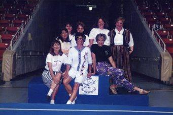 1996 Utah Summer Games Judges